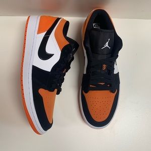 Nike Air Jordan 1 Low Shattered Backboard